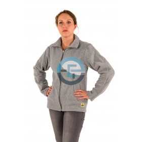 ESD Light Grey Fleece