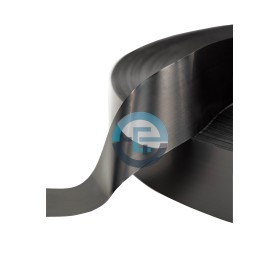 Black dissipative cover tape