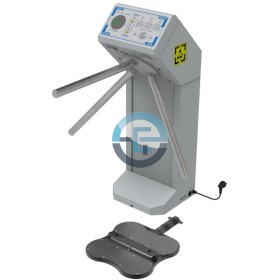 ESD protected Area Entry System (RFID Left)