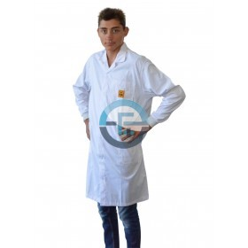 ESD Safe Eurostat Labcoat...