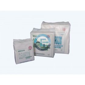 Clean room wipers cellulose & polyester